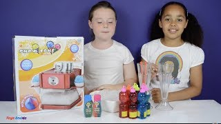 Candy Snow Cone Machine - DIY Extreme Sour Warheads Slushie | Toys AndMe
