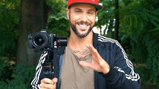 Create CINEMATIC MOVEMENTS with a GIMBAL 🎥 Filmmaking Tutorial