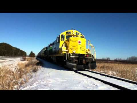 SCXY Geeps at SCXY MP 71 Part 2 (1/4/2013)