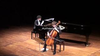 S.Rachmaninoff Vocalise op.34 no.14 (cello and piano)