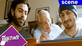 Vidyut Jamwal Finds Vijay's Team And Attacks Family - Thuppakki Movie Scenes