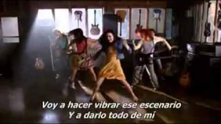 Demi Lovato - Brand New Day (Official Full Movie Scene) Camp Rock 2 The Final Jam