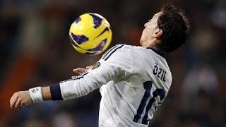 The Magical Mesut Özil ● Real Madrid Dribbling Passing |HD|