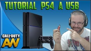 TUTORIAL || Grabar y Pasar Tus Clips de Video de PS4 a USB