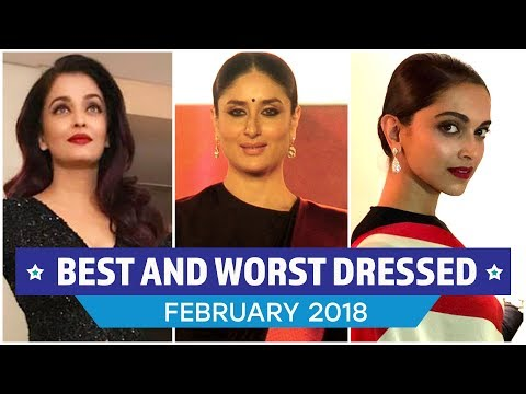Xxx Mp4 Deepika Padukone Priyanka Chopra Kareena Kapoor Khan Best And Worst Dressed February 2018 3gp Sex