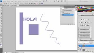 Curso Photoshop básico 2 (PANELES: COLOR, HISTORIA, CAPAS, INFORMACION Y AJUSTES)