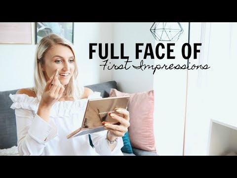 Xxx Mp4 FULL FACE OF FIRST IMPRESSIONS CRUELTY FREE BEAUTY BRAND Nude By Nature 3gp Sex