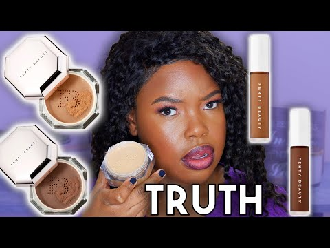 THE HONEST TRUTH FENTY Pro Filt R Instant Retouch Concealer & Setting Powder