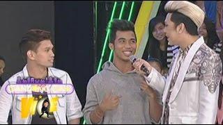 Billy, Luis meet madlang bromance in GGV