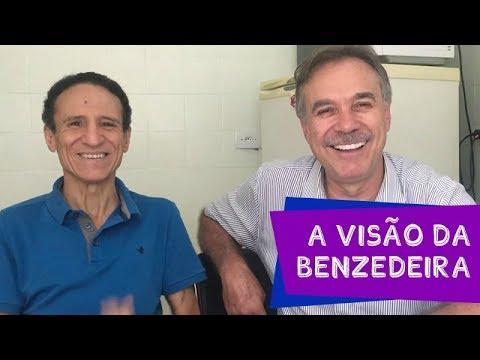 A Visão da Benzedeira Nilton Pinto e Tom Carvalho A Dupla do Riso