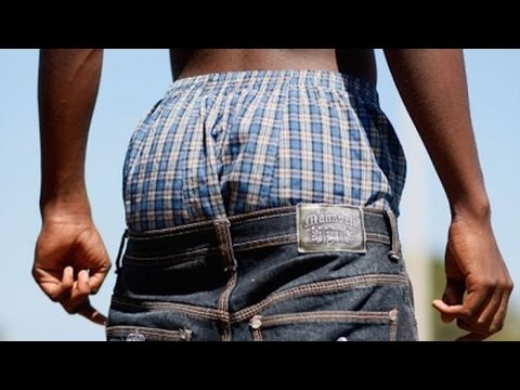 Sagging Your Pants Can Land You In Jail