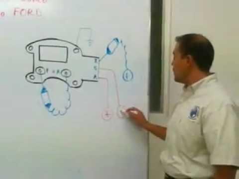 CENTRO TAPATÍO DE ESPECIALIDADES AUTOMOTRICES como comprobar un regulador de voltaje para Ford