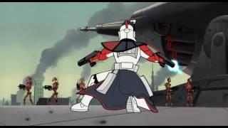 Star Was La Guerra de los Clones (2003) Vol. 1 (temporadas 1 y 2) Latino
