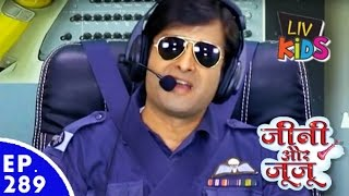 Jeannie aur Juju - जीनी और जूजू - Episode 289 - The Trained Pilot