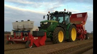 Potato Planting 2016