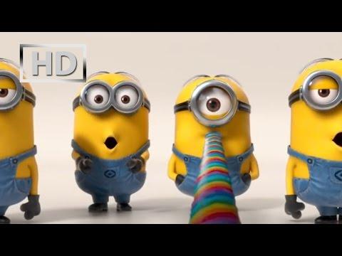 Despicable Me 2 Minions Banana Song 2013 SNSD TTS