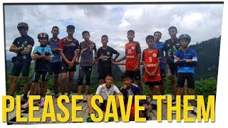 Thai Soccer Team Trapped In Cave ft. Dumbfoundead & Steve Greene