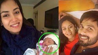 LEAKED Shahid Kapoor And Mira Rajput Baby Girls Pics