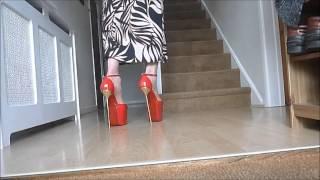 My New 9 inch Platform Heels
