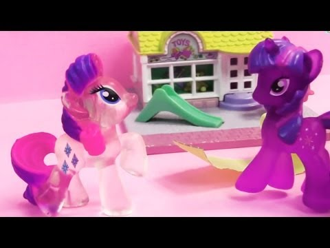 MLP Holiday Crazy Christmas My Little Pony Holiday Special Video Movie Show