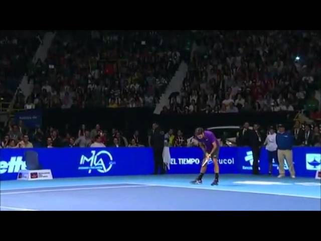 The Crowd Goes Crazy After Federer's Insane Tennis ♥