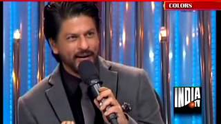Shahrukh could not recognise his Daughter