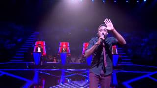 Matt Henry - Girl on Fire The Voice U.K Semi-Finals [HD]