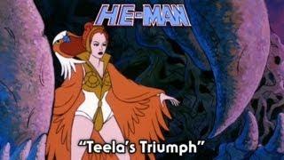 He-Man - Teela's Triumph - FULL episode