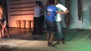 20071103 Kizomba social dancing @ Sal, Cabo Verde