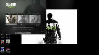 Call of Duty Modern Warfare 3 'Couldn't load image 'xp' Fix [720p] with Download Link