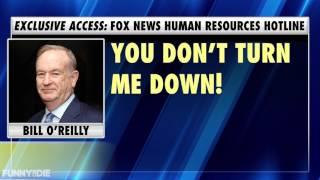 Fox News Human Resources Hotline