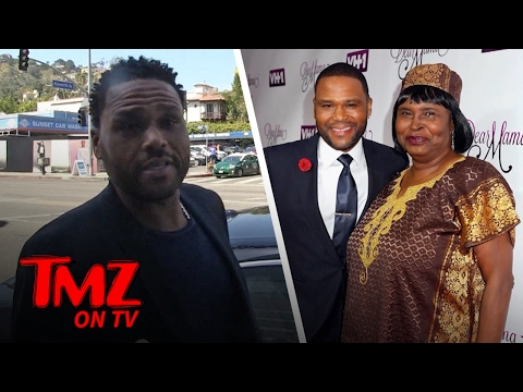 Xxx Mp4 Anthony Anderson Says He Learned About Oral Sex Thanks To His MOM TMZ TV 3gp Sex