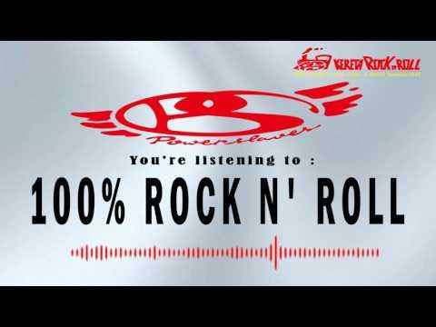 POWERSLAVES - 100% ROCK N' ROLL ( AUDIO )