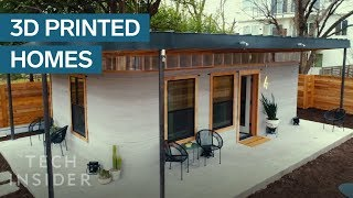 3D-Printed Home Can Be Constructed For Under $4,000