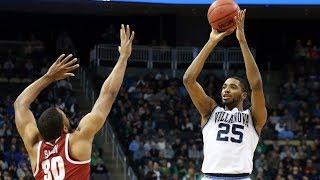 Villanova vs. Alabama: Wildcats put on shooting clinic in win