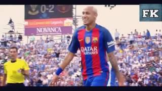 Neymar Jr - Crazy Dribbling Skills 201617 HD
