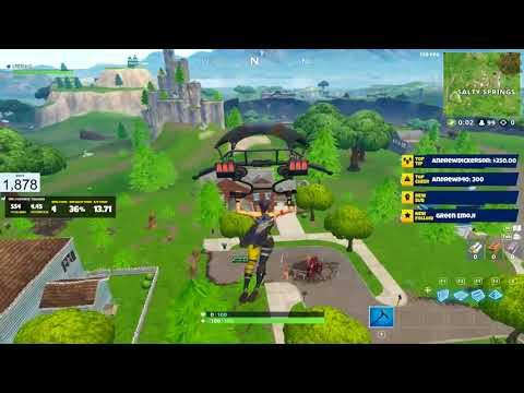 48 KILL SOLO WORLD RECORD   MOST KILLS IN FORTNITE HISTORY! - Fortnite Battle Royale (LUCKIEST NOOB)