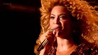 Beyoncé Live Glastonbury - Naughty Girl/Baby Boy/BTINH Part II LEGENDADO