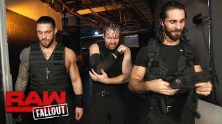 The Shield claim The New Day aren't on their level: Raw Fallout, Nov. 13, 2017