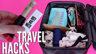 11 TRAVEL HACKS That Will CHANGE Your Life !!