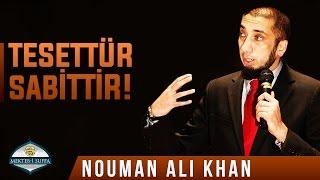 Tesettür Emri Kur'an'da Geçmiyor Mu? [Nouman Ali Khan] [Türkçe Altyazılı | Mekteb-i Suffa]