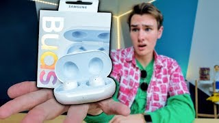 Samsung Galaxy Buds - Finally an AirPods Killer?