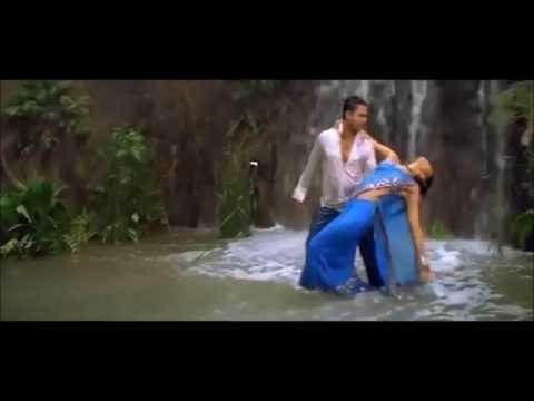 Anushka Shetty Saree Navel