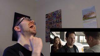 New Recruit - Marvel's Captain America: Civil War REACTION