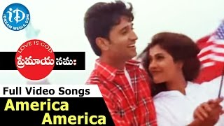 Premayanamaha Movie - America America Video Song || Saandip || Kausha Rach || Ramesh Erra