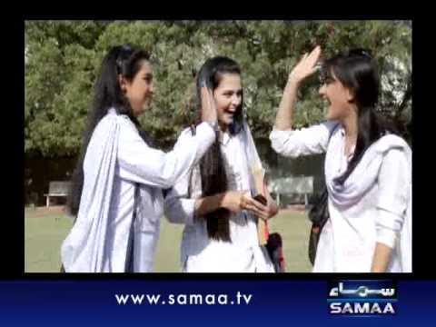 Meri Kahani Meri Zabani Jan 29 2012 SAMAA TV 3 4