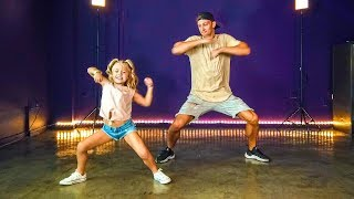 Everleigh Performs Professional Hip Hop Lion King Routine!!! ft Matt Steffanina