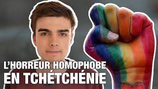 Il faut parler de l'horreur homophobe en Tchétchénie - #UrgenceTchétchénie