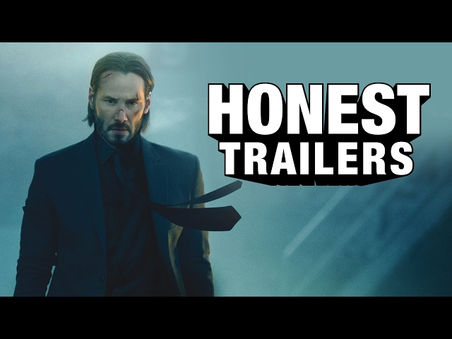 Honest Trailers - John Wick