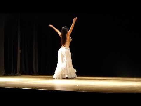3º Arab Festival de 2016. Bailarina convidada Shara Kadosh.